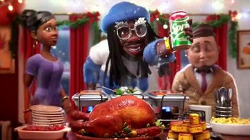Sprite Winter Spiced Cranberry TV Spot, 'The Thirstiest Time of the Year' Feat. LeBron James, Song by D.R.A.M. - Thumbnail 7