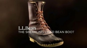 L.L. Bean TV Spot, 'Shearling Lined Bean Boot' Song by Lady Bri