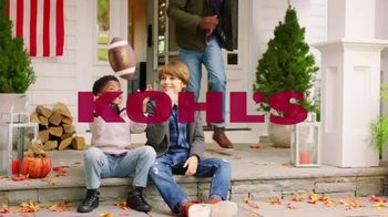 Kohl's TV Spot, 'Veterans Day: Elizabeth and James, Boots and Kitchen Electrics'