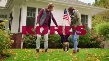 Kohl's TV Spot, 'Veterans Day: Scott Living, Disney Frozen 2 Bedding and Cookware'