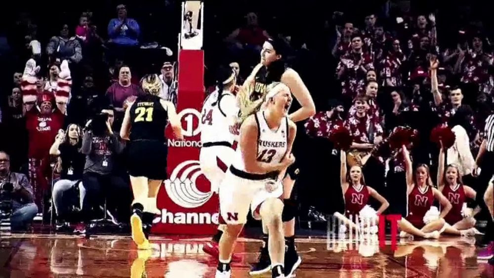 University of Nebraska-Lincoln TV Commercial, 'Women's Basketball: Bring It'