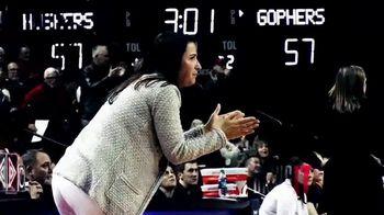 University of Nebraska-Lincoln TV Spot, 'Women's Basketball: Bring It'