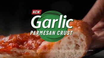 Papa John's Garlic Parmesan Crust TV Spot, 'Space' - Thumbnail 6