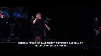 Kelly Clarkson Invincible TV Spot, '2020 Las Vegas Residency: Zappos Theater' - Thumbnail 6