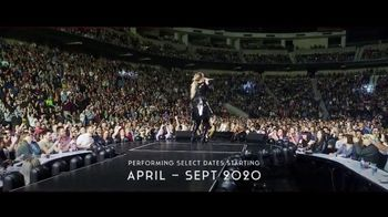 Kelly Clarkson Invincible TV Spot, '2020 Las Vegas Residency: Zappos Theater' - 1 commercial airings