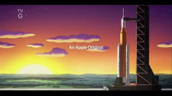 Apple TV+ TV Spot, 'Ghost Writer, Helpsters and Snoopy in Space' Song by Fitz and the Tantrums - Thumbnail 1