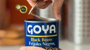 Goya Foods Black Beans TV Spot, 'Expertos' [Spanish] - Thumbnail 2