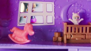 Pollyville Playsets TV Spot, 'Sweet Dreams' - Thumbnail 5