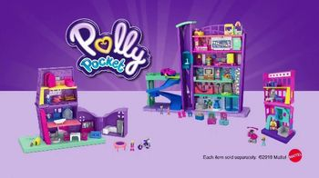 Pollyville Playsets TV Spot, 'Sweet Dreams' - Thumbnail 8