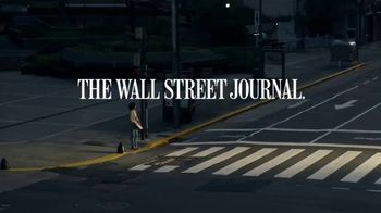 The Wall Street Journal TV Spot, 'Read Past It'