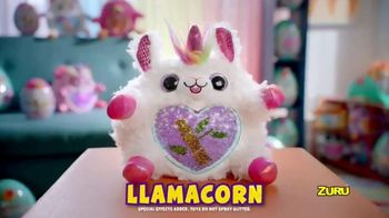 Rainbocorns Sequin Surprise TV Spot, 'Sparkle Heart Surprise'