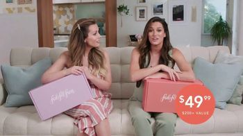 FabFitFun.com TV Spot, 'Winter Box is Coming' Featuring Carly Waddell, Jade Roper - 71 commercial airings