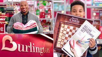 Burlington TV Spot, 'Holidays: The Bridgeforth Family' - Thumbnail 2