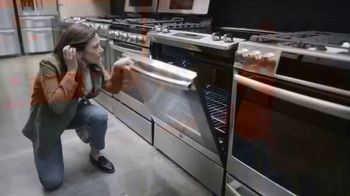 The Home Depot Black Friday Savings TV Spot, 'Right Away: Whirlpool Stainless Steel Kitchen Package' - Thumbnail 5