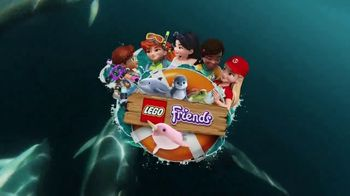 LEGO Friends SeaLife TV Spot, 'SeaLife Collection' - Thumbnail 10