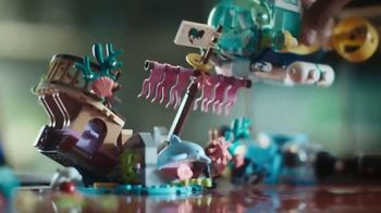 LEGO Friends SeaLife TV Spot, 'SeaLife Collection' - Thumbnail 8