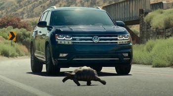 2019 Volkswagen Atlas TV Spot, 'Tortoise' [T1]