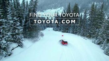 Toyota 4Runner TV Spot, 'Dear Snowboard' [T1] - Thumbnail 8
