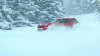 Toyota 4Runner TV Spot, 'Dear Snowboard' [T1] - Thumbnail 3