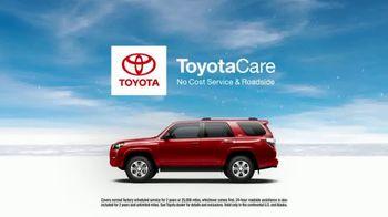 Toyota 4Runner TV Spot, 'Dear Snowboard' [T1] - Thumbnail 6