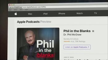 Phil in the Blanks TV Spot, 'Relationship Reality Check: Four Minutes' - Thumbnail 6