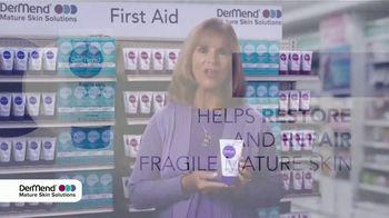 DerMend Fragile Skin Moisturizing Formula TV Spot, 'Restore Fragile Mature Skin'