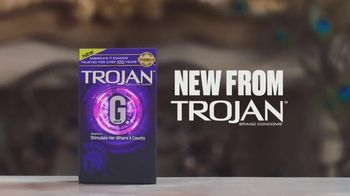 Trojan G-Spot TV Spot, 'Destination' - Thumbnail 6