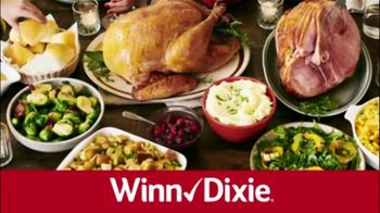 Winn-Dixie TV Spot, 'Bring the Love: Turkey and Steak' - Thumbnail 1