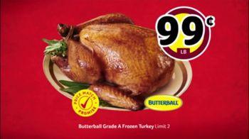 Winn-Dixie TV Spot, 'Bring the Love: Turkey and Steak' - Thumbnail 4