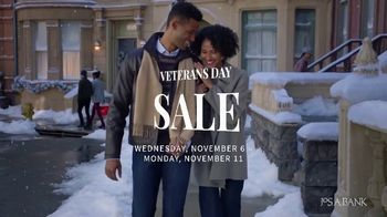 JoS. A. Bank Veterans Day Sale TV Spot, 'Up to 60 Percent Off' - Thumbnail 3