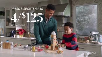 JoS. A. Bank Veterans Day Sale TV Spot, 'Up to 60 Percent Off' - Thumbnail 6