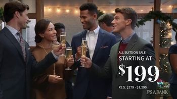 JoS. A. Bank Veterans Day Sale TV Spot, 'Up to 60 Percent Off' - Thumbnail 7
