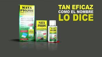 Mata Piojos TV Spot, 'Cómo el nombre lo dice' [Spanish]