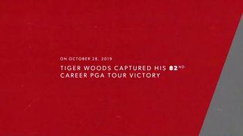 PGA TOUR TV Spot, '82 Wins: Congratulations, Tiger'