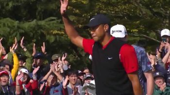 PGA TOUR TV Spot, \'82 Wins: Congratulations, Tiger\'