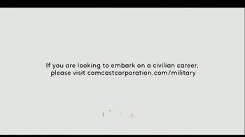 Comcast Careers TV Spot, 'Meet Ken: Father, U.S. Navy Veteran and a Comcast Employee' - Thumbnail 7