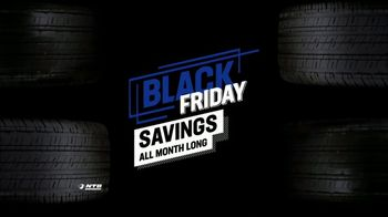National Tire & Battery (NTB) Black Friday TV Spot, 'Buy Two, Get Two and $19.99 Oil Change'