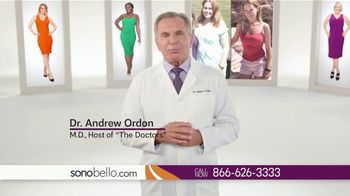 Sono Bello Save More, Lose More TV Spot, 'Body Fat Removal: Save $500' Ft. Dr. Andrew Ordon - 64 commercial airings