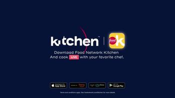 Food Network Kitchen App TV Spot, 'With a Little Help From Guy' - Thumbnail 9