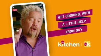 Food Network Kitchen App TV Spot, 'With a Little Help From Guy' - Thumbnail 2