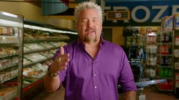 Food Network Kitchen App TV Spot, 'With a Little Help From Guy' - 190 commercial airings