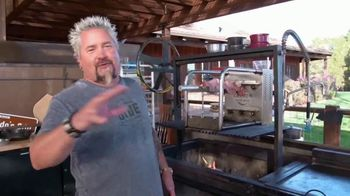 Food Network Kitchen App TV Spot, 'With a Little Help From Guy' - Thumbnail 5