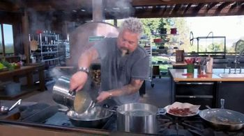 Food Network Kitchen App TV Spot, 'With a Little Help From Guy' - Thumbnail 7
