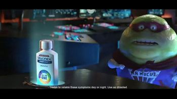 Mucinex All-in-One TV Spot, 'Fights'