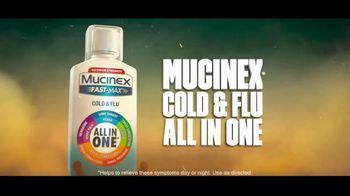 Mucinex All-in-One TV Spot, 'Fights' - Thumbnail 9
