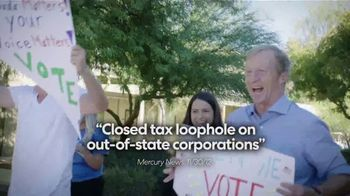 Tom Steyer TV Spot, \'Whole Story\'