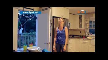 Gym1 Indoor Playground TV Spot, 'Swing, Climb, Play INDOORS'