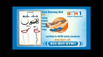 Gym1 Indoor Playground TV Spot, 'Swing, Climb, Play INDOORS' - Thumbnail 9