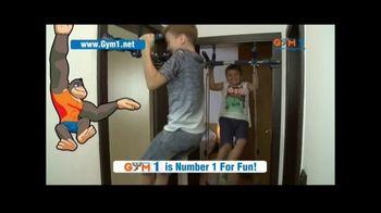 Gym1 Indoor Playground TV Spot, 'Swing, Climb, Play INDOORS' - Thumbnail 2