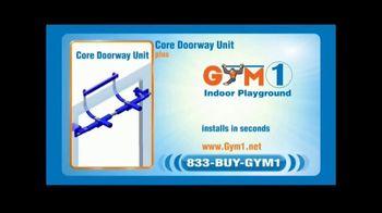 Gym1 Indoor Playground TV Spot, 'Swing, Climb, Play INDOORS' - Thumbnail 3